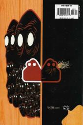 Verso de Marvel Monsters Vol 1 (2005) - Where Monsters Dwell