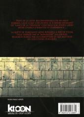 Verso de Übel Blatt -1a2019- Tome 1