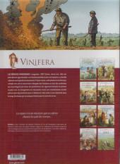 Verso de Vinifera -7- Les révoltes vigneronnes