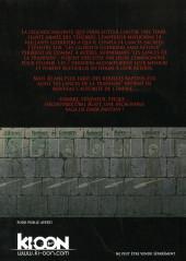 Verso de Übel Blatt -0a2019- Tome 0