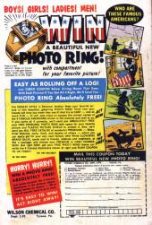 Verso de Konga (Charlton - 1960) -2- (sans titre)