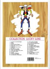 Verso de Lucky Luke -14c2003- Ruée sur l'Oklahoma