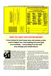 Verso de Chamber of Chills (Marvel - 1972) -7- Prey for Keeps!