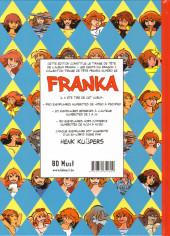 Verso de Franka (BD Must) -7TT22- Les dents du dragon 1