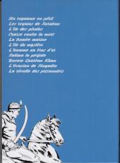 Verso de Le cavalier inconnu (Intégrale) -INT6- Volume 6