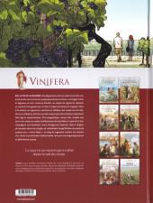 Verso de Vinifera -8- Bio le vin de la discorde