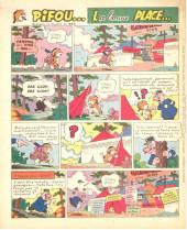 Verso de Vaillant (le journal le plus captivant) -1164- Vaillant
