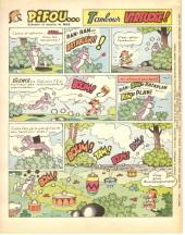 Verso de Vaillant (le journal le plus captivant) -1161- Vaillant