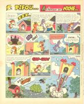 Verso de Vaillant (le journal le plus captivant) -1149- Vaillant