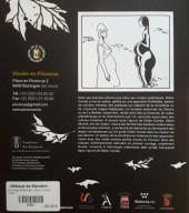 Verso de (AUT) Comès -5- L'encrage ardennais tome 1 : Sorcellerie et croyances magico-religieuses