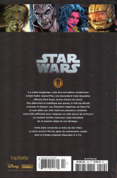Verso de Star Wars - Légendes - La Collection (Hachette) -10294- Star wars - legacy - x. guerre totale