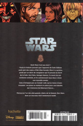 Verso de Star Wars - Légendes - La Collection (Hachette) -103XIII- Le Côté Obscur - XIII. Darl Maul - Peine de mort