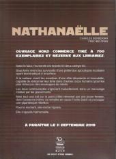 Verso de Nathanaëlle - Tome HC