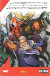 Verso de X-Men (Marvel France 6e série - 2019) -10- La Séparation (II)