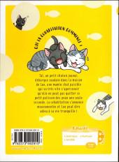 Verso de Les chaventures de Taï et Mamie Sue -1- Tome 01