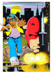 Verso de Marvel Fanfare Vol. 1 (Marvel - 1982) -7- (sans titre)