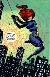 Verso de Marvel Fanfare Vol. 1 (Marvel - 1982) -9- (sans titre)