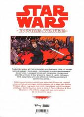 Verso de Star Wars - Nouvelles aventures -2- Tome 2