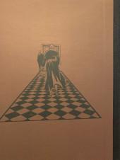 Verso de Le triangle secret - Lacrima Christi -5TT- Le message de l'alchimiste