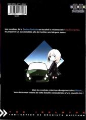 Verso de Isolator (The) - Realization of absolute solitude -4- Tome 4