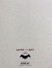 Verso de Mark of the Bat