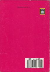 Verso de Félix le Chat (2e Série - Editions du Château) -Rec06- Album N°6 (n°16 et n°17)