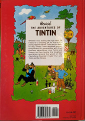 Verso de Tintin (The Adventures of) -INT07- The Castafiore Emerald - Flight 714 - Tintin and the Picaros