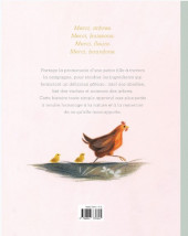 Verso de Gâteau aux Pommes