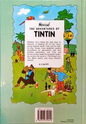 Verso de Tintin (The Adventures of) -INT03- The Broken Ear - The Black Island - King Ottokar's Sceptre