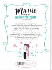 Verso de Ma vie avec un scientifique -1a- La fertilité