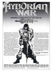 Verso de 'Nam magazine (The) (Marvel - 1984) -6- (sans titre)