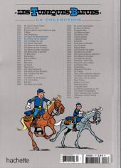Verso de Les tuniques Bleues - La Collection (Hachette, 2e série) -307- Les bleus de la marine