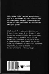 Verso de Vinci -HS- Et l'ange brisé