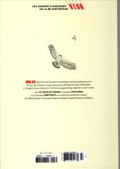 Verso de Les grands Classiques de la BD Historique Vécu - La Collection -3- Les Sept Vies de l'Epervier - Tome III : L'Arbre de mai
