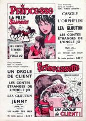Verso de Frimousse et Frimousse-Capucine -20918- Les deux rivales