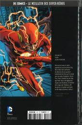 Verso de DC Comics - Le Meilleur des Super-Héros -107- Flash - Leçon d'Histoire