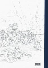 Verso de Les tuniques Bleues -63TL- La bataille du Cratère