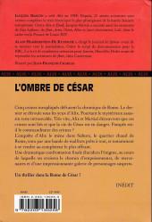 Verso de Alix -HS15- L'ombre de César