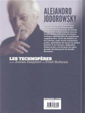 Verso de Alejandro Jodorowsky 90e anniversaire -10- Volume 10