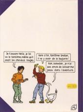 Verso de Les jacopo -2- Les Jacopo contre le fantôme