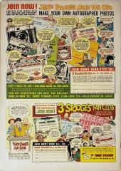 Verso de Movie Classics (Dell - 1962) -828- The Three Stooges Meet Hercules