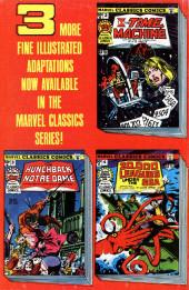 Verso de Marvel Classics Comics (Marvel - 1976) -1- Dr. Jekyll and Mr. Hyde