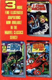 Verso de Marvel Classics Comics (Marvel - 1976) -3- The Hunchback of Notre Dame