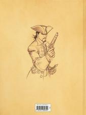 Verso de Le scorpion -12ES- Le Mauvais Augure