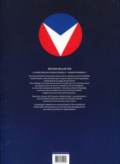 Verso de Michel Vaillant - Nouvelle saison -8TL- 13 Jours, l'histoire vraie