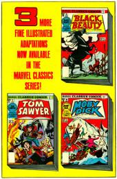 Verso de Marvel Classics Comics (Marvel - 1976) -6- Gulliver's Travels