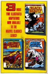 Verso de Marvel Classics Comics (Marvel - 1976) -7- Tom Sawyer