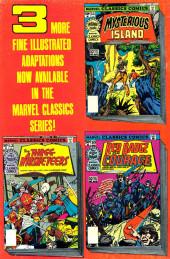 Verso de Marvel Classics Comics (Marvel - 1976) -9- Dracula