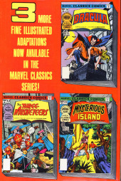 Verso de Marvel Classics Comics (Marvel - 1976) -10- The Red Badge of Courage
