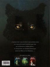 Verso de Le bois des Vierges -1a2013- Hache